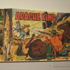 Tebeos: APACHE KING COMPLETA 28 NUMS. EDIT. VALENCIANA REEDICION. Lote 152512782