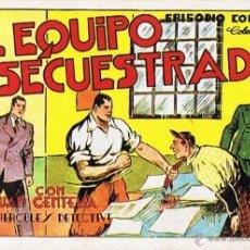 Tebeos: CÓMIC JUAN CENTELLA Nº 4 REEDICIÓN 1988. Lote 48833824