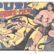 Tebeos: COMIC EDICIÓN FACSIMIL - PURK- EL HOMBRE DE PIEDRA. Lote 49081828