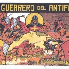 Tebeos: COMIC EDICIÓN FACSIMIL - EL GUERRERO DEL ANTIFAZ. Lote 49084040