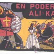 Tebeos: COMIC EDICIÓN FACSIMIL - EN PODER DE ALÍ-KAN-EL GUERRERO DEL ANTIFAZ. Lote 49084062