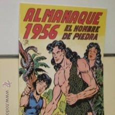 Giornalini: PURK EL HOMBRE DE PIEDRA ALMANAQUE AÑO 1956 REEDICION OFERTA. Lote 194337036