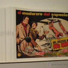 Tebeos: EL AVENTURERO DEL ESPACIO COMPLETA 34 NUMS. HISPANO AMERICANA REEDICION OFERTA (ANTES 102,00 €) - JC. Lote 205307677