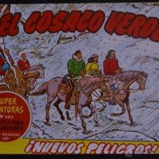 Tebeos: EL COSACO VERDE, Nº 135. REEDICION. LITERACOMIC.. Lote 235622250