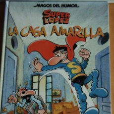 Giornalini: SUPER LÓPEZ, LA CASA AMARILLA. Lote 51491537
