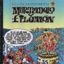 Tebeos: MORTADELO Y FILEMON N. 4 - EDICION COLECCIONISTA, SELECCION IBAÑEZ 40 AÑOS - SALVAT (PRECINTADO). Lote 51781219