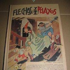 Tebeos: FLECHAS Y PELAYOS TOMO Nº2 (REEDICION FACSIMIL DE LUJO) ¡¡OFERTA 3X2 EN LIBROS!!. Lote 52780628