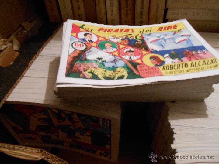COLECCIÓN TEBEOS/CÓMIC NUEVA ROBERTO, ALCÁZAR Y PEDRÍN LOT Nº 1-400 REEDICIÓN/FACSÍMIL/ MUY COMPLETA (Tebeos y Comics - Tebeos Reediciones)