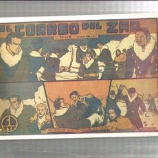 Tebeos: EL CORREO DEL ZAR . Lote 53430003