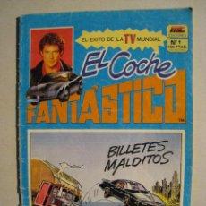 Giornalini: EL COCHE FANTASTICO Nº 1 - EDICIONES MC.. Lote 54916795