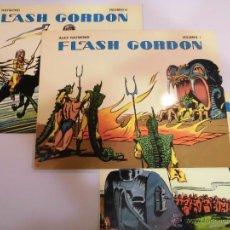 Tebeos: FLASH GORDON DE ALEX RAYMOND - 12 COMICS COMPLETA - EDICIONES B.O. -1980. Lote 55079352