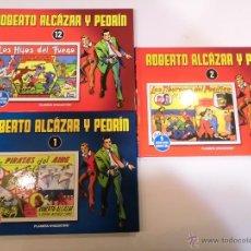 Tebeos: LOTE 26 COMICS TAPADURA ROBERTO ALZAZAR Y PEDRIN - VAÑO - PLANETA - 2010. Lote 55079569