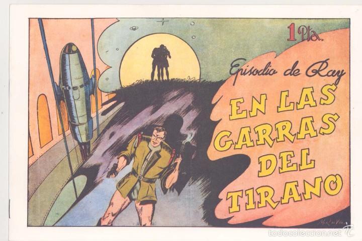 RAY DE ASTUR, REEDICION, COMPLETA (Tebeos y Comics - Tebeos Reediciones)