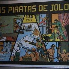 Tebeos: LOS PIRATAS DE JOLÓ. REEDICION.. Lote 55881059