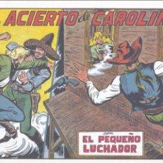 Tebeos: PEQUEÑO LUCHADOR 194. DE GAGO, AUTOR DE EL ESPADACHÍN ENMASCARADO, EL GUERRERO DEL ANTIFAZ, PURK. 15. Lote 56216335