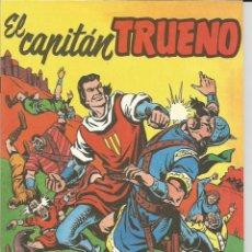 Tebeos: EL CAPITAN TRUENO ALMANAQUE PARA 1959 - FACSIMIL. Lote 56238520