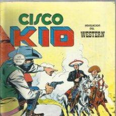 Tebeos: CISCO KID Nº 15. Lote 56502509