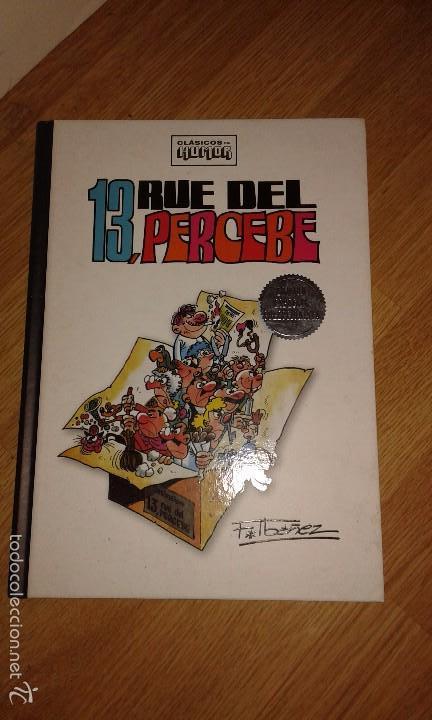 13 RUE DEL PERCEBE - EDICION ESPECIAL COLECCIONISTA - CLASICOS DEL HUMOR (Tebeos y Comics - Tebeos Reediciones)