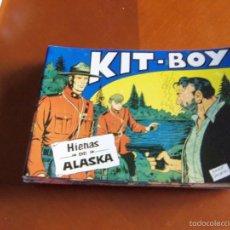 Tebeos: KIT-BOY--2º SERIE COMPLETA--. Lote 57674807