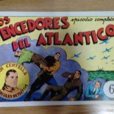 Tebeos: JUAN CENTELLA LOS VENCEDORES DEL ATLANTICO. Lote 58697037