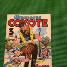 Tebeos: COYOTE ALMANAQUE REEDICION 1951. Lote 61658988