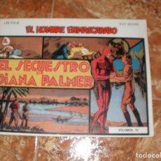 Tebeos: EL HOMBRE ENMASCARADO - VOLUMEN 4 - REEDICION - EDICIONES B.O.. Lote 62423280