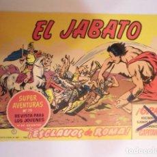 Tebeos: SUPERAVENTURAS - EL JABATO - NUM 1 - FACSIMIL - NUEVO. Lote 62687272