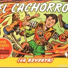 Tebeos: EL CACHORRO. JUAN GARCIA IRANZO.TOMO 25 CON LOS NUMS 193 AL 200. Lote 186060757