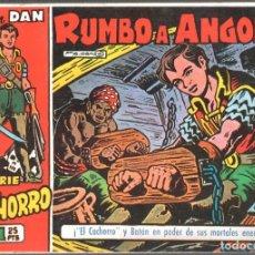Tebeos: EL CACHORRO. JUAN GARCIA IRANZO.TOMO 18 CON LOS NUMS 137 AL 143. Lote 197642156