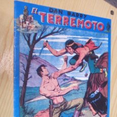 Tebeos: DAN BARRY EL TERREMOTO / ALMANAQUE 1955 / FACSIMIL. Lote 67986101