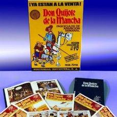 Giornalini: CÁRITAS /ACHAMBRE -DESCARGA- CÓMIC BRUGUERA - DON QUIJOTE DE LA MANCHA 40 FASCÍCULOS (640 PÁGS.). Lote 68733817