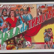 Tebeos: ZARPA DE LEON N. 22 TORAY REEDICCION. Lote 78575801