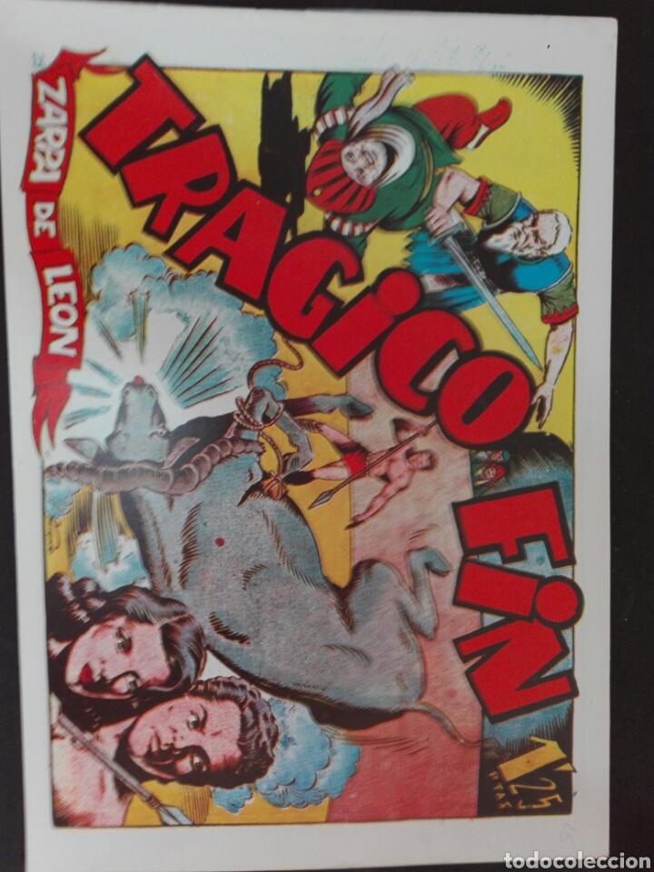 ZARPA DE LEON N. 25 TORAY REEDICCION (Tebeos y Comics - Tebeos Reediciones)