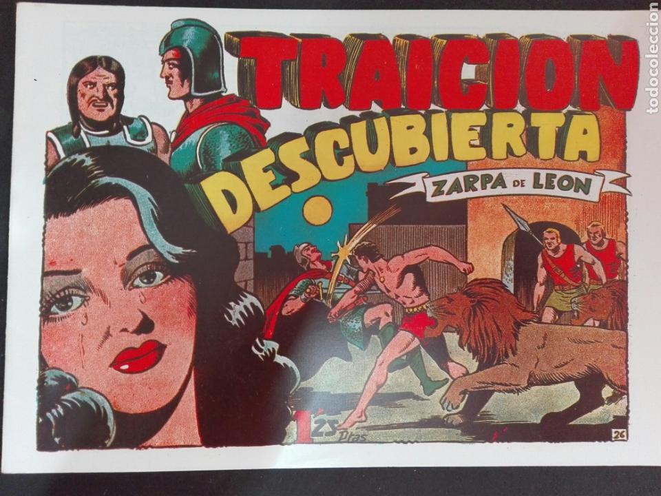 ZARPA DE LEON N. 26 TORAY REEDICCION (Tebeos y Comics - Tebeos Reediciones)