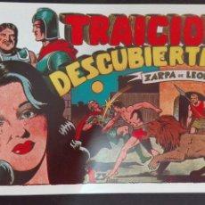 Tebeos: ZARPA DE LEON N. 26 TORAY REEDICCION. Lote 78576749