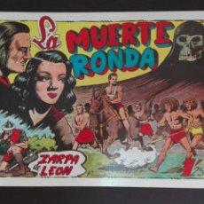 Tebeos: ZARPA DE LEON N. 28 TORAY REEDICCION LA MUERTE RONDA. Lote 78577165