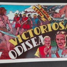 Tebeos: ZARPA DE LEON N.31 TORAY REEDICCION VICTORIOSA ODISEA. Lote 78577747