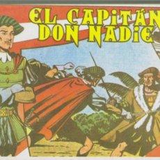 Tebeos: EL CAPITÁN DON NADIE. B.O. 1982. COMPLETA ENCUADERNADA EN TOMO DE LUJO. Lote 206220695