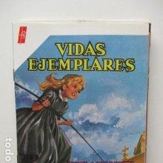 Tebeos: VIDAS EJEMPLARES - SANTA MARGARITA Mª ALACOQUE. Lote 84666152