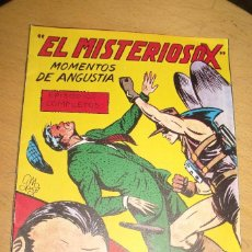 Tebeos: EL MISTERIOSO X, LOTE DE 21. TEBEOS DE REEDICIÓN.. Lote 77241889