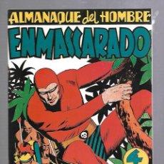 Tebeos: ALMANAQUE DEL HOMBRE ENMASCARADO. 1947. REEDICION. HISPANO AMERICANA DE EDICIONES. Lote 87494712