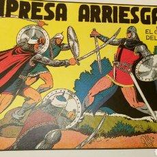 Tebeos: EL GUERRERO DEL ANTIFAZ, 61 NÚMEROS, REEDITADOS, DEL 42 AL 102.. Lote 88764431