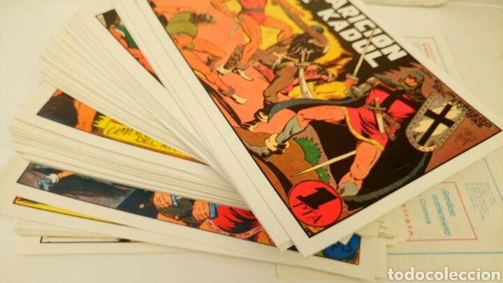Tebeos: El Guerrero del Antifaz, 61 números, reeditados, del 42 al 102. - Foto 4 - 88764431