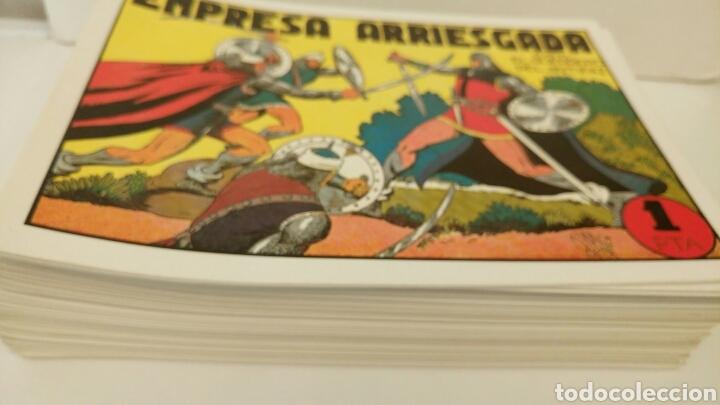 Tebeos: El Guerrero del Antifaz, 61 números, reeditados, del 42 al 102. - Foto 5 - 88764431