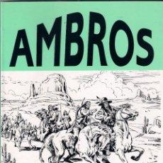 Tebeos: AMBROS . RELATOS CORTOS. Nº 1. Lote 184033150