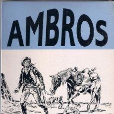 Tebeos: AMBROS . RELATOS CORTOS. Nº 2. Lote 184033121