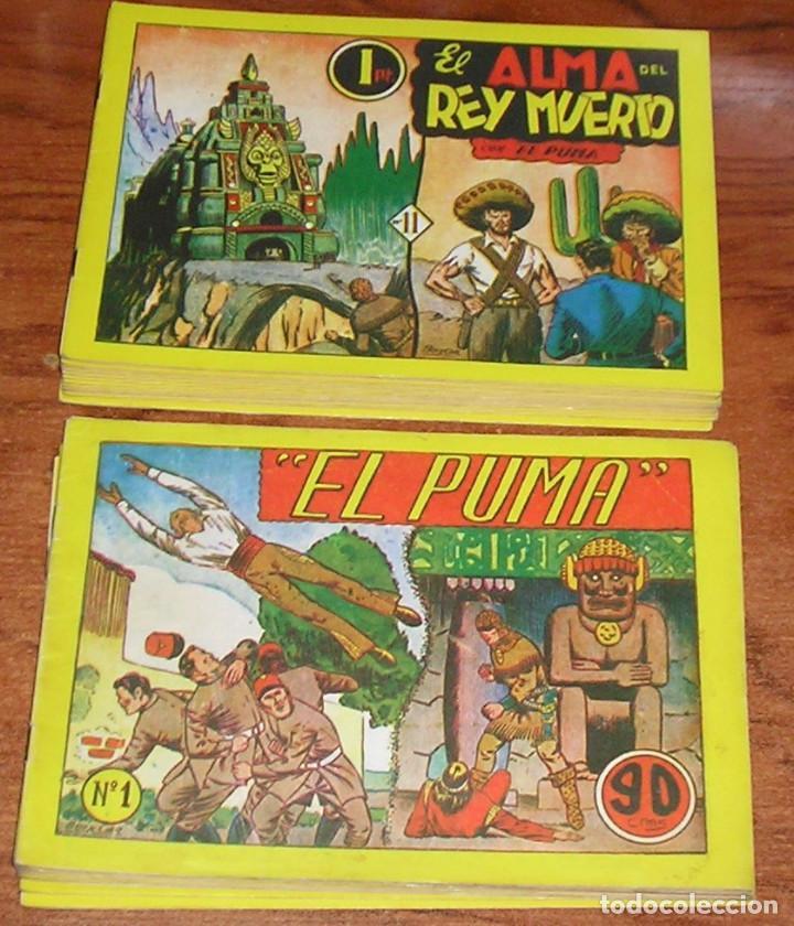 EL PUMA DE BOIXCAR REEDICIÓN COMPLETA 24 Nº (Tebeos y Comics - Tebeos Reediciones)