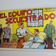 Tebeos: COMIC DE JUAN CENTELLA Nº 4 EPISODIO COMPLETO REEDICION DELOS 70. Lote 93856440