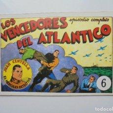 Tebeos: COMIC DE JUAN CENTELLA Nº 6 EPISODIO COMPLETO REEDICION DELOS 70. Lote 93856545