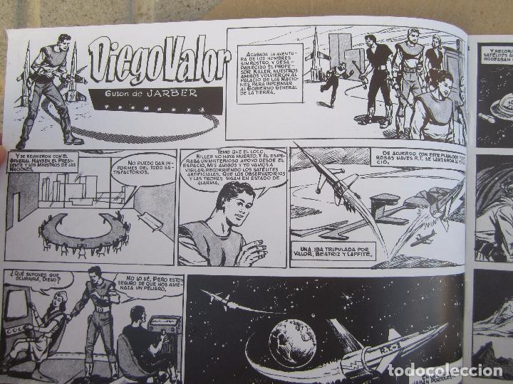 Tebeos: coleccion completa DIEGO VALOR ,44 EJEMPLARES , REEDICION , FASSIMIL - Foto 6 - 24192657